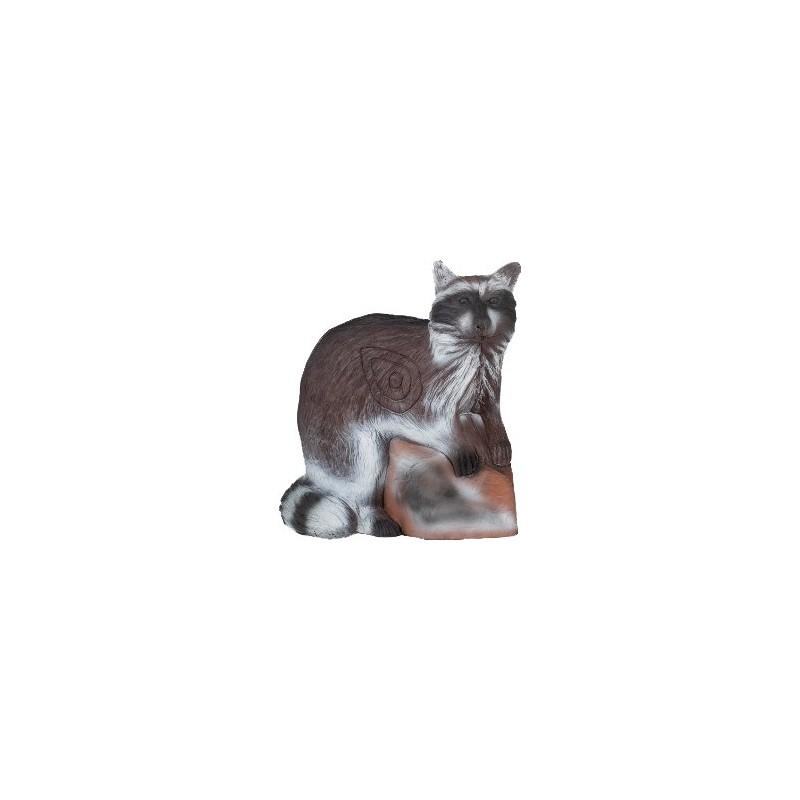 Leitold 3D Tier Waschbär