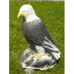 Leitold 3D Tier Weißkopfseeadler sitzend