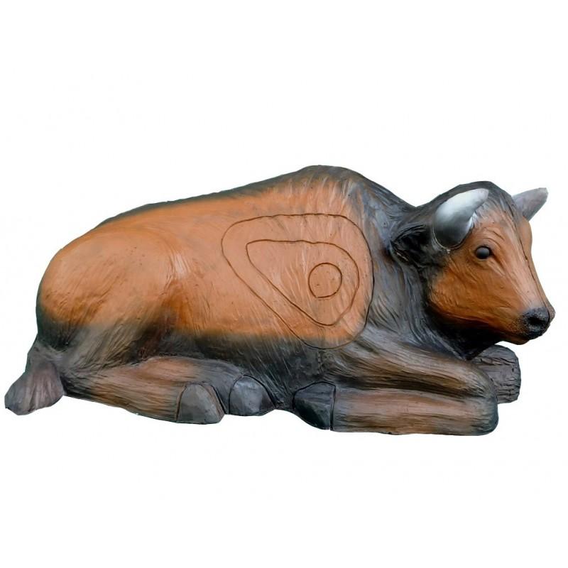 Leitold 3D Tier Bisonkalb liegend