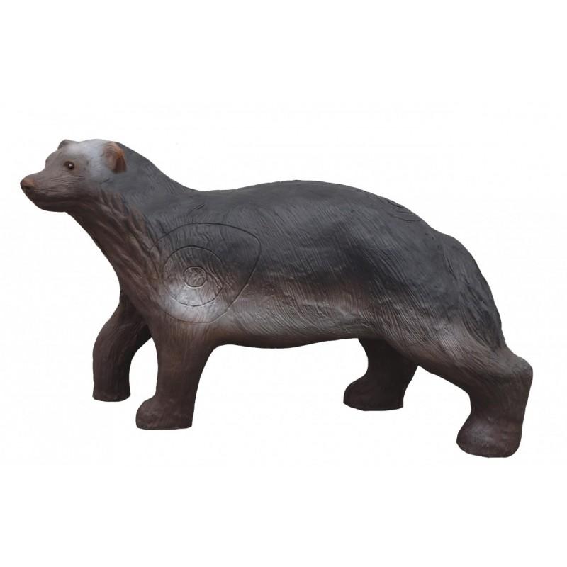 Leitold 3D Tier Vielfraß