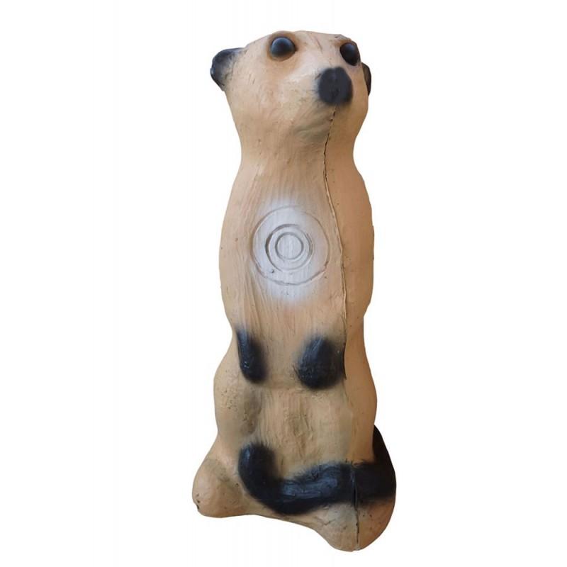 Leitold 3D Tier Erdmännchen stehend