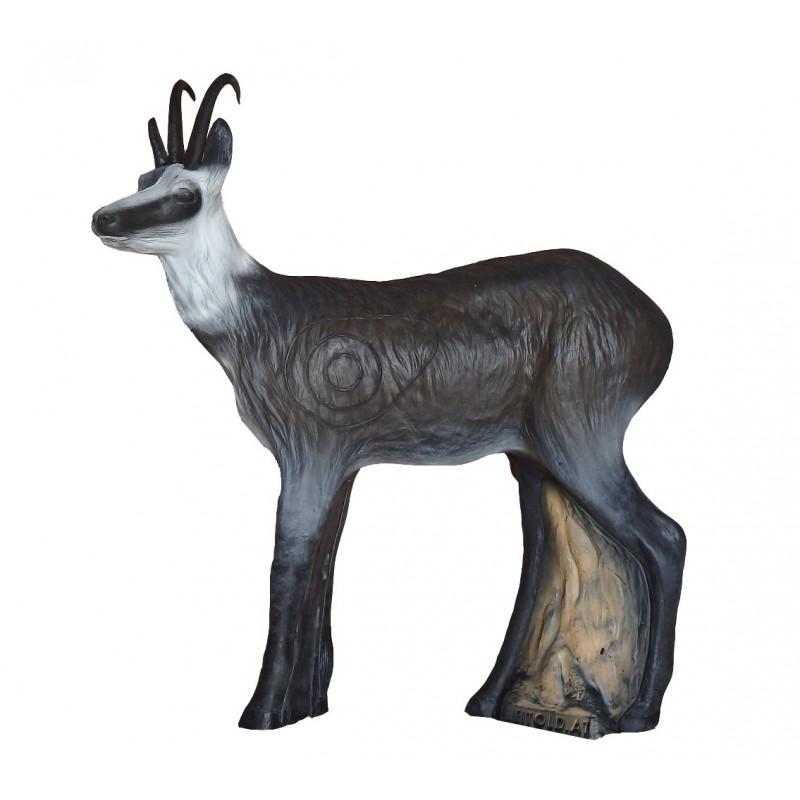 Leitold 3D Tier Gamsgeiß