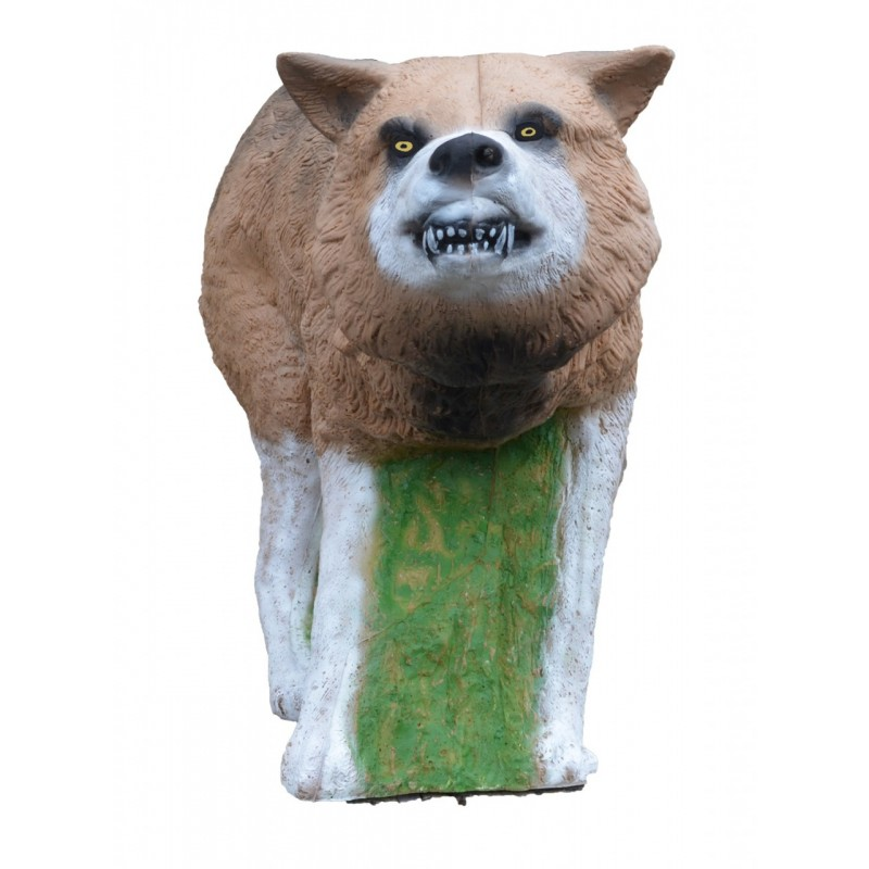 IBB 3D Tier Europäischer Wolf